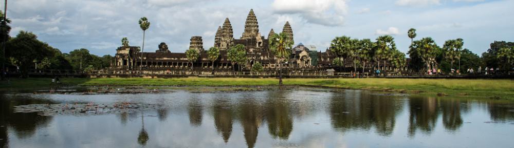 Angkor Wat Photo Credit: Tony Chau
