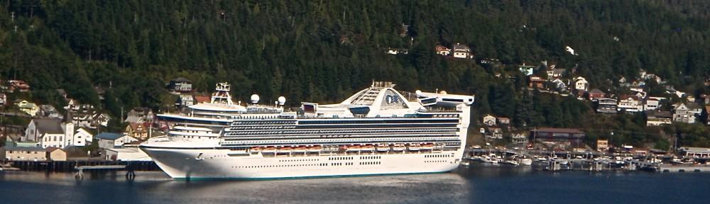 "Inside Passage (grade ""C+""), Ketchikan, Alaska. Photo: Jonathan Tourtellot"