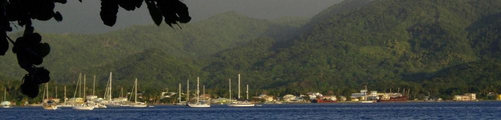 Dominica scene