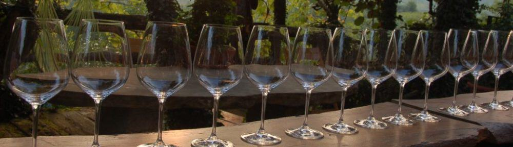 Slovenia benefits from wine tourism.