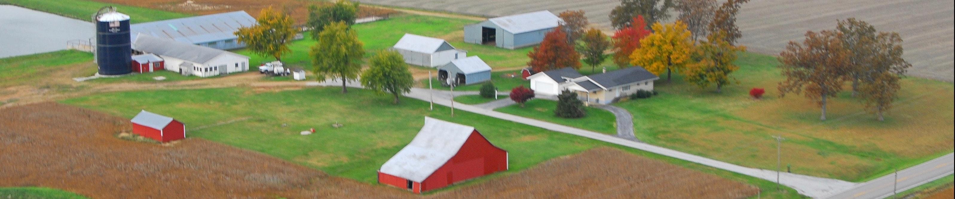 Missouri aerial . Jason Rust
