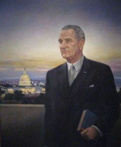 President Johnson signed the NHPA into law on October 15, 1966