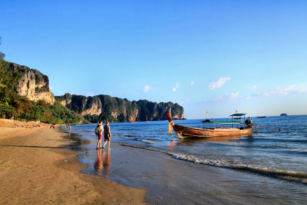 Maya Bay, Phi Phi Islands, Thailand. Photo: Phalinn Ooi